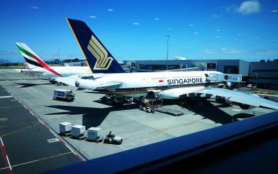 Singapur – Stopover Tag 3 Abreise