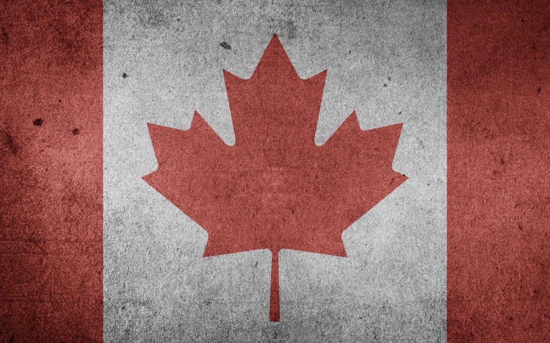 Kanada wir kommen!