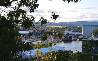 Quebec – Frankreich in Kanada!