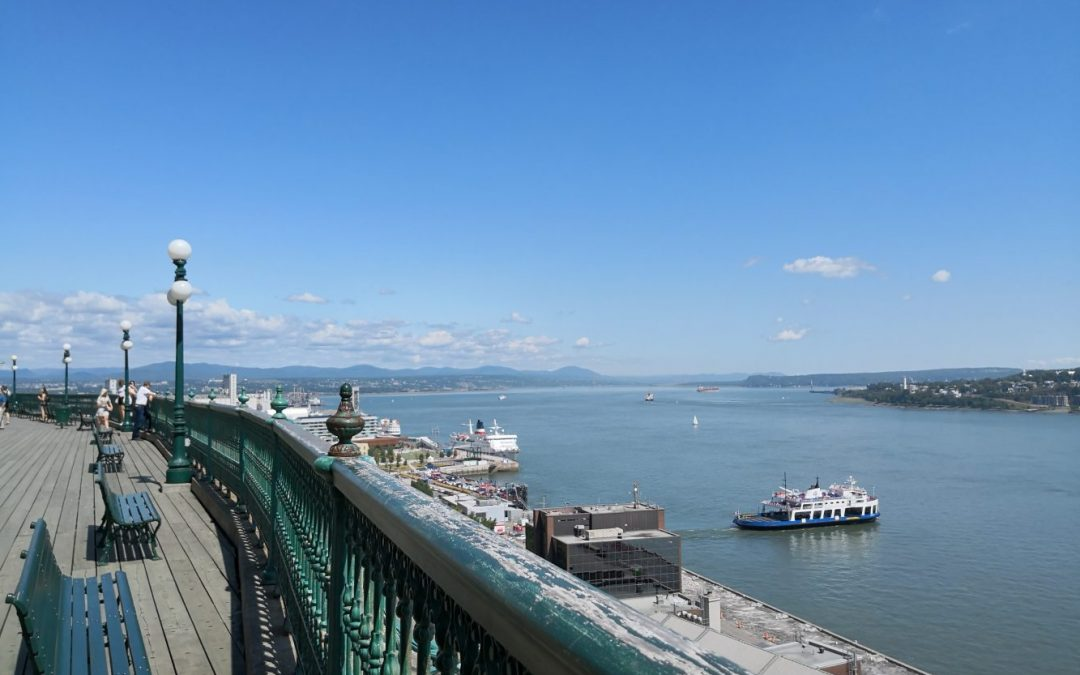 Quebec erkunden
