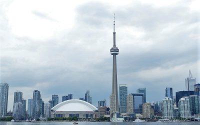 Kreuz und Quer durch Toronto