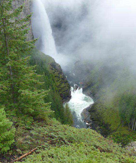 Im Wells Gray Provincial Park