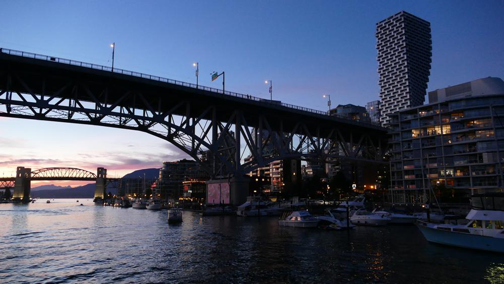 Vancouver – Perle am Pazifik
